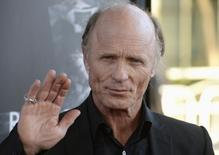 "Cast member Ed Harris attends the premiere of the film ""Snowpiercer"" during the Los Angeles Film Festival in Los Angeles June 11, 2014. REUTERS/Phil McCarten"