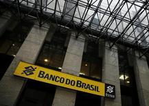 Agência do Banco do Brasil no centro do Rio de Janeiro, em agosto. 14/08/2014 REUTERS/Pilar Olivares