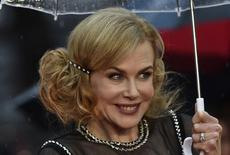 """Atriz Nicole Kidman em lançamento do filme """"Paddington"""" em Londres. 23/11/2014.  REUTERS/Toby Melville"""