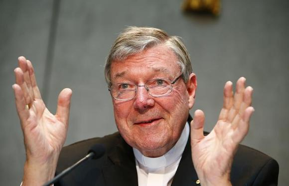 Cardinal George Pell  Vatican finds hundreds of millions of euros 'tucked away'