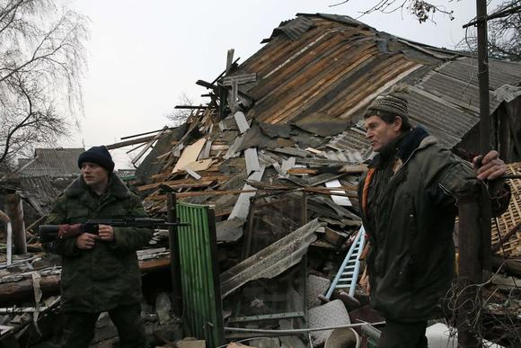 UN: Around 1,300 killed in Ukraine since cease-fire
