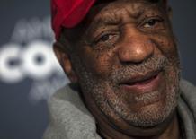 Ator Bill Cosby participa de evento em Nova York. 26/05/2014.  REUTERS/Eric Thayer
