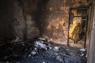 Inside the Peshawar school