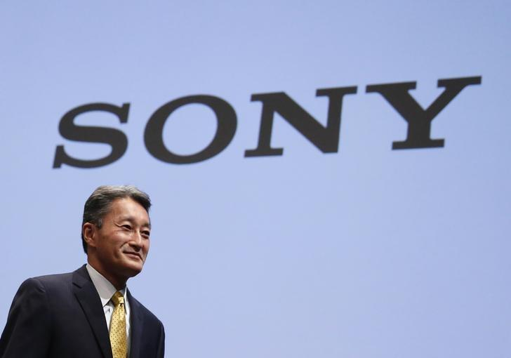 Sony Corp President and Chief Executive Officer Kazuo Hirai attends an investors' conference at the company's headquarters in Tokyo November 18, 2014. REUTERS/Toru Hanai