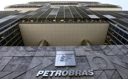 A view is seen of the Petrobras headquarters in Rio de Janeiro December 16, 2014. REUTERS/Sergio Moraes