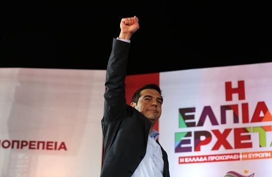 ギリシャ総選挙、野党・急進左派が支持拡大=世論調査