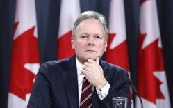 Bank of Canada Governor Stephen Poloz takes part in a news conference upon the release of the Monetary Policy Report in Ottawa January 21, 2015. REUTERS/Chris Wattie