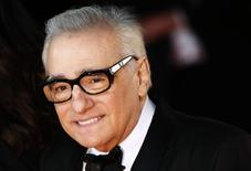 Director Martin Scorsese arrives at the British Academy of Film and Arts (BAFTA) awards ceremony at the Royal Opera House in London February 16, 2014.  REUTERS/Luke MacGregor