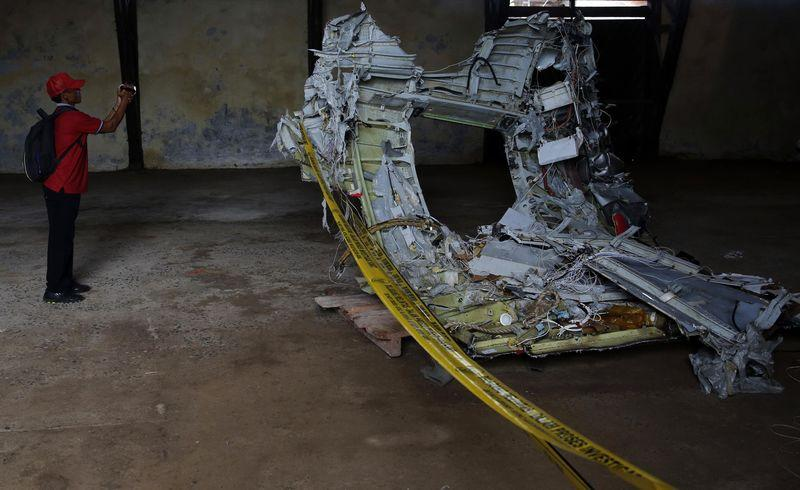 French co-pilot flying AirAsia jet before crash - investigators