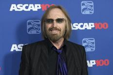 Musician Tom Petty poses at the 31st annual ASCAP Pop Music Awards in Hollywood, California, April 23, 2014.   REUTERS/Mario Anzuoni