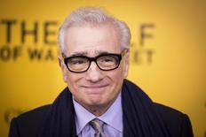 """Diretor Martin Scorsese na pré-estreia do filme """"O Lobo de Wall Street"""", em Nova York, Estados Unidos, em dezembro de 2013. 17/12/2013 REUTERS/Lucas Jackson"""