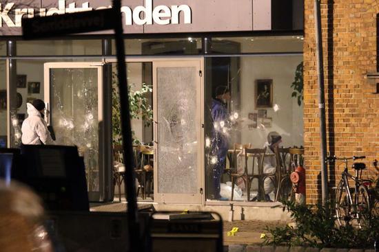 デンマーク銃撃事件の容疑者、仏週刊紙襲撃に触発か