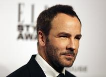 Designer Tom Ford arrives at the Elle Style Awards in London February 18, 2014 REUTERS/Paul Hackett