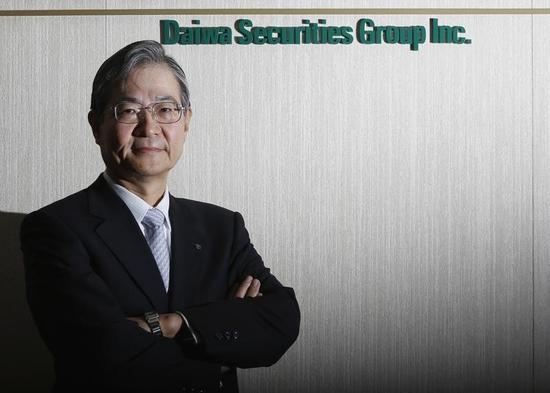 大和証券Gが新中計でROE目標、10%がめど=日比野社長