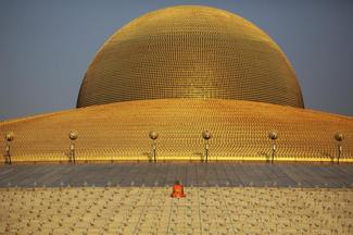 Finding the heart of Buddhism