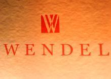 Wendel compte céder sur le marché 10,9% du capital de Bureau Veritas afin d'augmenter le flottant du groupe de certification et de financer son propre développement dans le non-coté. Le montant de la ventedevrait être d'environ un milliard d'euros. /Photo d'archives/REUTERS/Benoît Tessier
