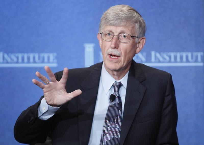 NIH director sees solving data puzzle as key to U.S. precision medicine