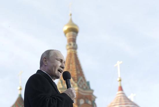 「シベリアの力」、ロシアが完成延期も=関係筋