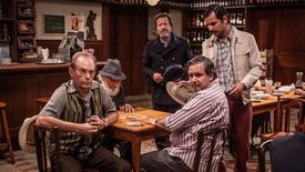"""José Wilker em cena do filme """"O Duelo"""". REUTERS/Divulgação 18/03/2015"""