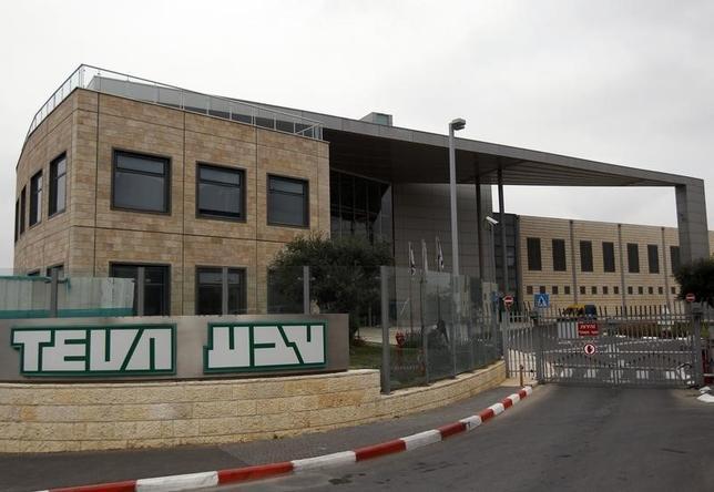 Teva Pharmaceutical Industries' Jerusalem oral solid dosage plant (OSD) is seen December 21, 2011. Israel-based Teva is the world's leading generic drugmaker.   REUTERS/Ronen Zvulun