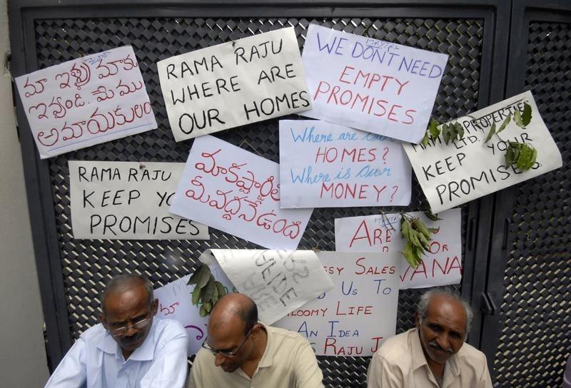 Indias Satyam founder sentenced to 7 years in jail in fraud case – Ramalinga Raju Resignation Letter