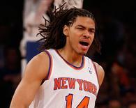New York Knicks' Chris Copeland in May 2013.  REUTERS/Mike Segar