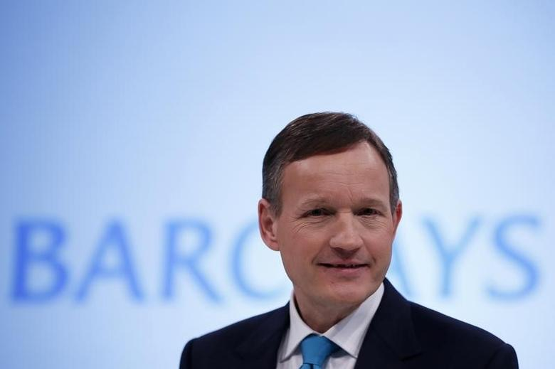 Barclays chief executive Antony Jenkins poses for the media in London February 12, 2013. REUTERS/Stefan Wermuth