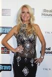 Kim Richards durante evento em Los Angeles.  11/10/2010.  REUTERS/Fred Prouser