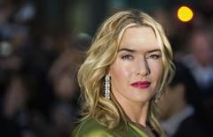 "Actress Kate Winslet arrives for the ""A Little Chaos"" gala during the Toronto International Film Festival (TIFF) in Toronto, September 13, 2014.    REUTERS/Mark Blinch"