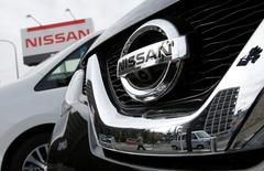 Nissan compte augmenter légèrement ses ventes en Chine cette année avec un objectif fixé à 1,3 million de voitures. La coentreprise chinoise du constructeur japonais a écoulé l'an dernier 1,22 million de véhicules. /Photo d'archives/REUTERS/Toru Hanai