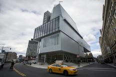 Novo prédio do Museu Whitney de Arte Americana em Nova York, nos Estados Unidos, nesta quinta-feira. 23/04/2015 REUTERS/Brendan McDermid