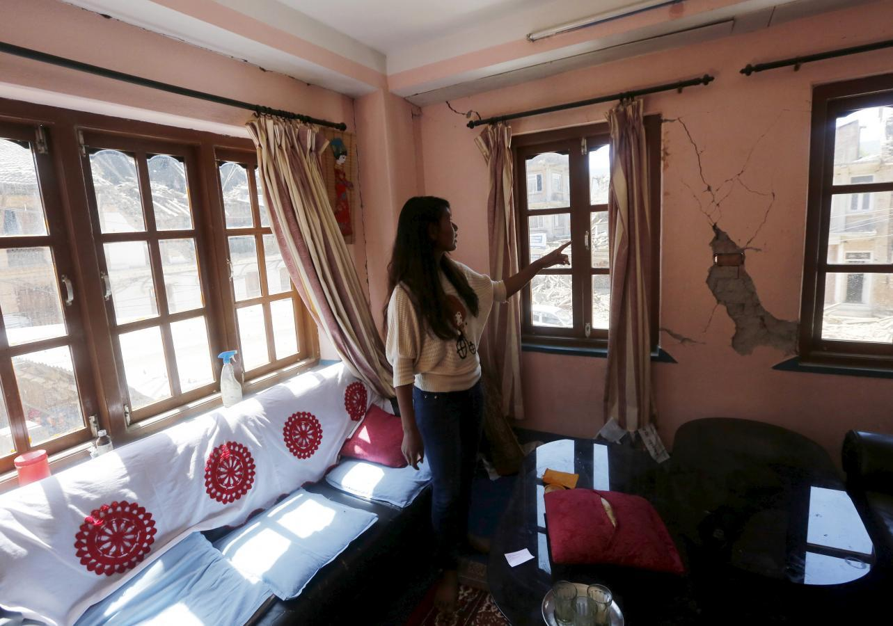 Nepal earthquake survivors turn to rebuilding homes and lives