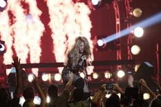 Shakira in Las Vegas, Nevada May 18, 2014.  REUTERS/Steve Marcus