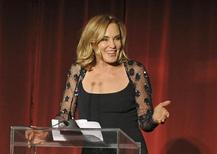 Atriz Jessica Lange durante evento em Santa Barbara.  16/11/2014. REUTERS/Phil Klein
