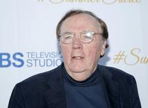Author James Patterson poses at the CBS Studios rooftop summer soiree in West Hollywood, California May 18, 2015. REUTERS/Danny Moloshok