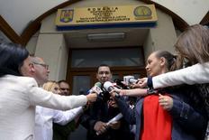 Premiê romeno, Victor Ponta, concede entrevista em Bucareste. 05/06/2015 REUTERS/Octav Ganea/Mediafax