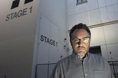 Diretor Colin Trevorrow  na Universal Studios em Los Angeles 6/6/2015 REUTERS/David McNew