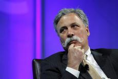 Chase Carey, deputy chairman, president, and COO of News Corporation participates in a panel session at The Cable Show in Boston, Massachusetts May 23, 2012.   REUTERS/Brian Snyder