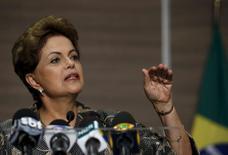 Presidente Dilma Rousseff. 27/05/2015 REUTERS/Edgard Garrido