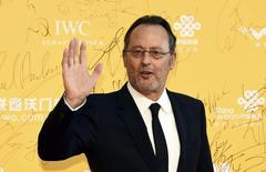 Ator francês Jean Reno chega à cerimônia de abertura do Festival Internacional de Filme de Pequim, na China, em abril do ano passado. 16/04/2014 REUTERS/Stringer