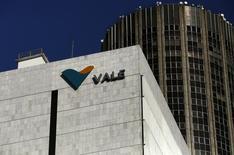 Sede da Vale, no centro do Rio de Janeiro.   21/08/2014    REUTERS/Pilar Olivares