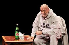 Comedian Bill Cosby performs at The Temple Buell Theatre in Denver, Colorado in this file photo from January 17, 2015. REUTERS/Barry Gutierrez/Files