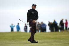 Golf - Aberdeen Asset Management Scottish Open - Gullane Golf Club, East Lothian, Scotland - 10/7/15 USA's Phil Mickelson during the second round Action Images via Reuters / Lee Smith Livepic