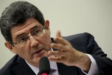Ministro da Fazenda, Joaquim Levy. 15/07/2015 REUTERS/Ueslei Marcelino