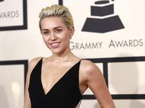 Cantora Miley Cyrus. 08/02/2015 REUTERS/Mario Anzuoni