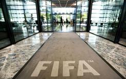 Recepção da sede da Fifa em Zurique, na Suíça. 20/07/2015 REUTERS/Arnd Wiegmann