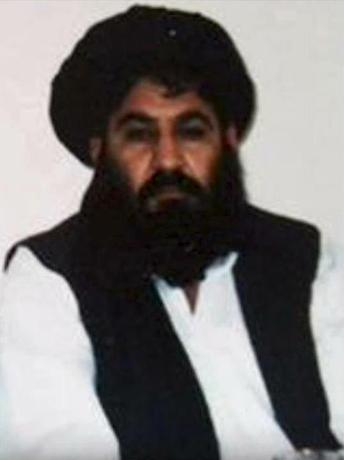 Mullah Akhtar Mohammad Mansour, Taliban militants' new leader, is seen in this undated handout photograph by the Taliban.   REUTERS/Taliban Handout/Handout via Reuters