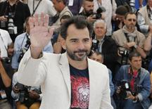 "Jury President of Film selection ""Un Certain Regard"" Pablo Trapero poses during a photocall at the 67th Cannes Film Festival in Cannes May 17, 2014.     REUTERS/Regis Duvignau"