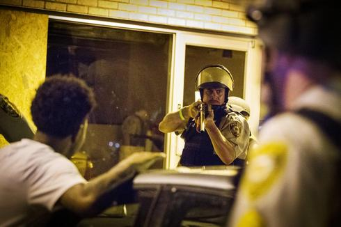 State of emergency in Ferguson