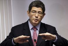 Ministro da Faazenda, Joaquim Levy. REUTERS/Ueslei Marcelino
